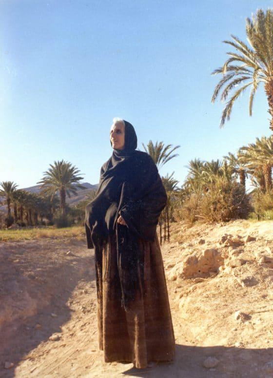 À Tata, dans l'Atlas (Maroc).