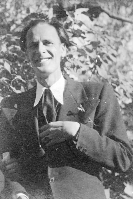 En 1927 à Bruxelles.
