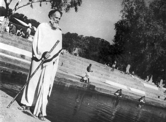 Sur les rives du Gange (1954).