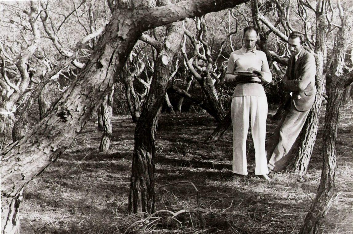 Lanza del Vasto and Luc Dietrich, literary friendship