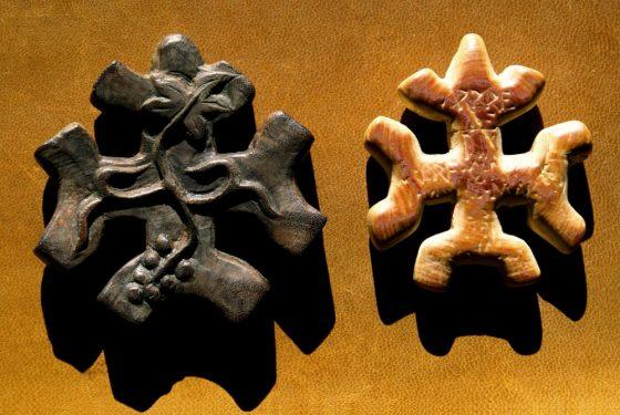 Cruz de Lanza del Vasto y de Chanterelle (frente)