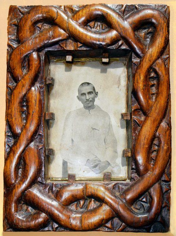 Gandhi joven - Lanza del Vasto