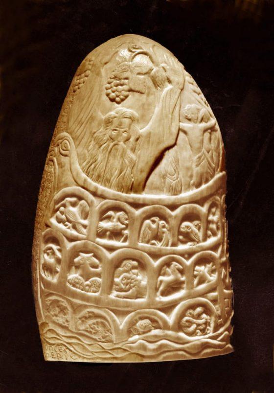 El arca de Noé - Lanza del Vasto