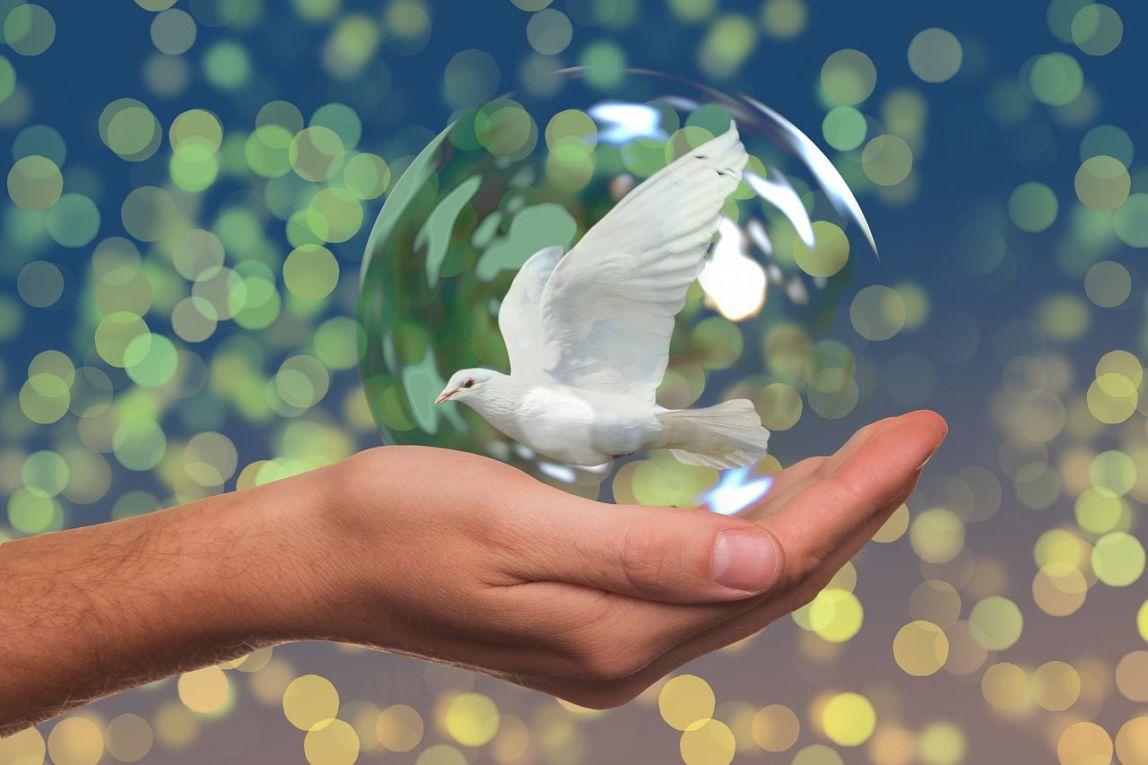 paix Lanza del Vasto pape prière